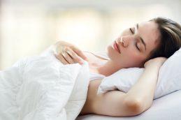 Лучшие позы для нормального сна