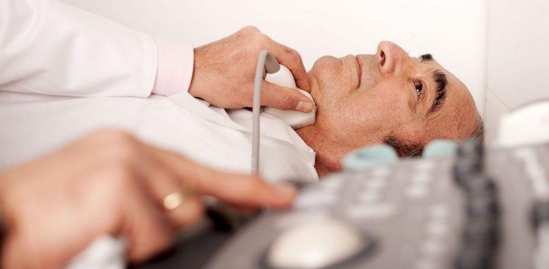 Пункция щитовидки с помощью УЗИ, с возможность своевременного выявления проблемы и дисфункции.