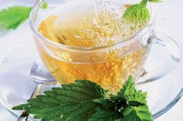 Напиток от простуды