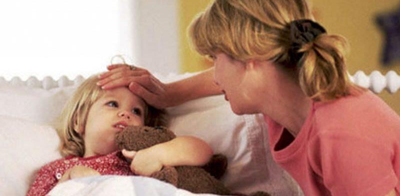Тренировка для иммунитета. Страшны ли ребёнку простуды