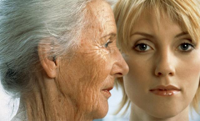 Отношение к возрасту влияет на старение