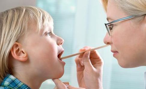 Острый трахеит у детей