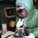 Микроорганизм, питающийся токсичными соединениями